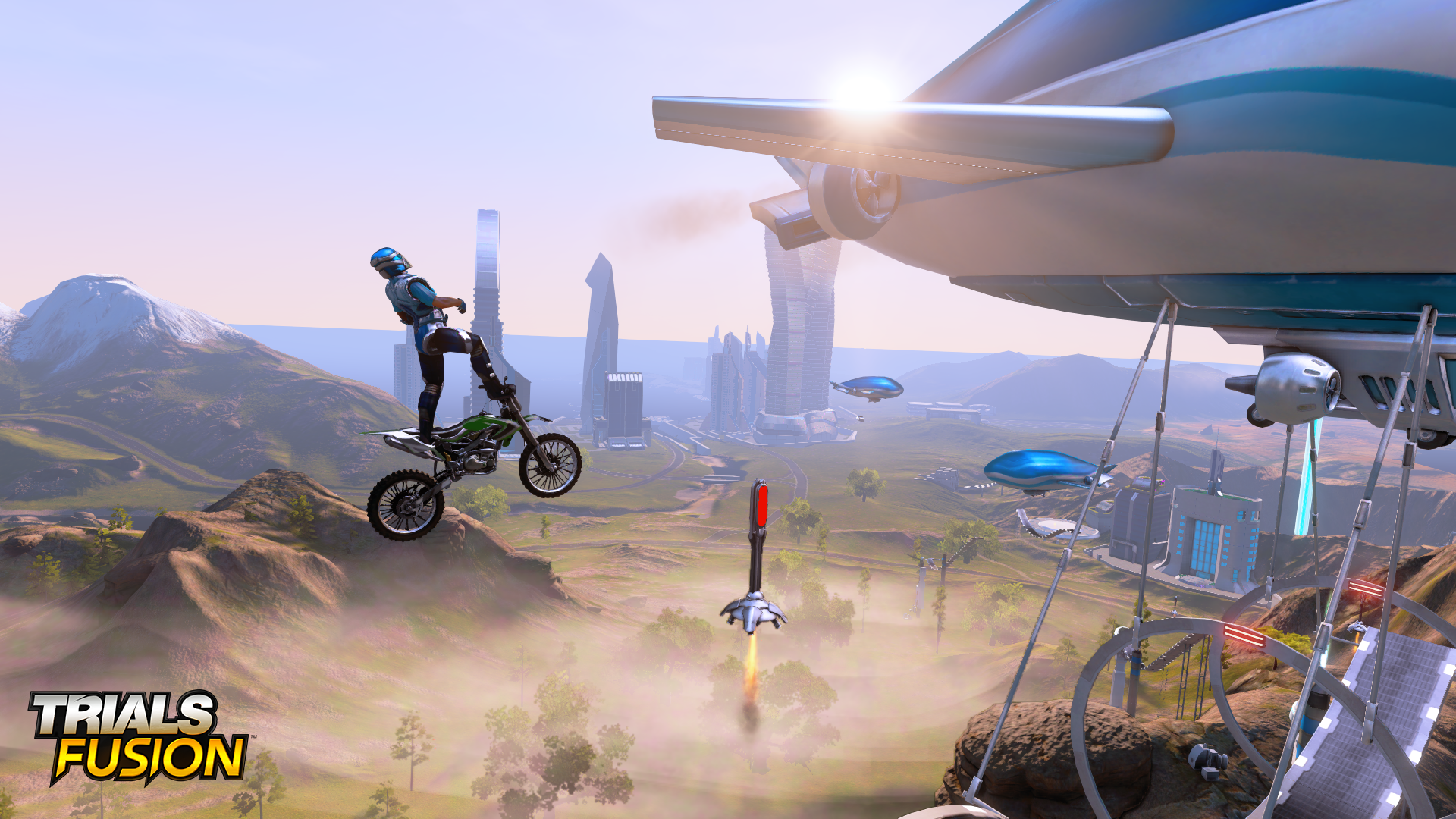 Trials Fusion [Warranty 5 years] + Gift 2019