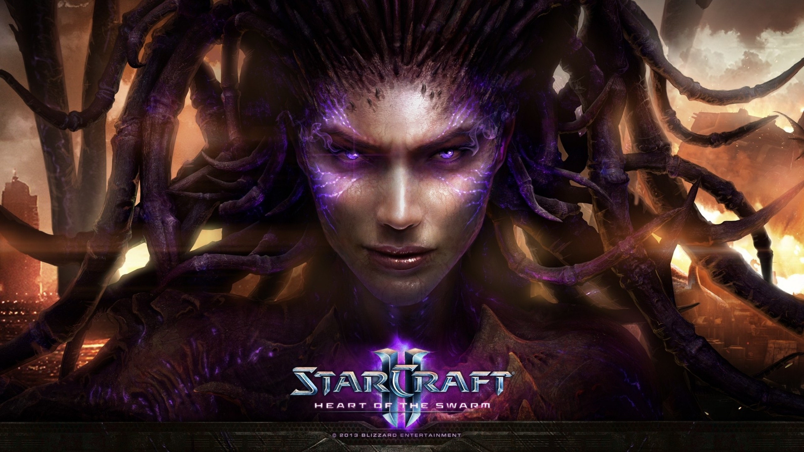 StarCraft 2 II: Heart of the Swarm RU EU