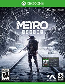 RENT | Rental | METRO EXODUS | XBOX ONE
