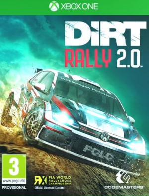 RENT | Rental | DiRT Rally 2.0 Digital | XBOX ONE
