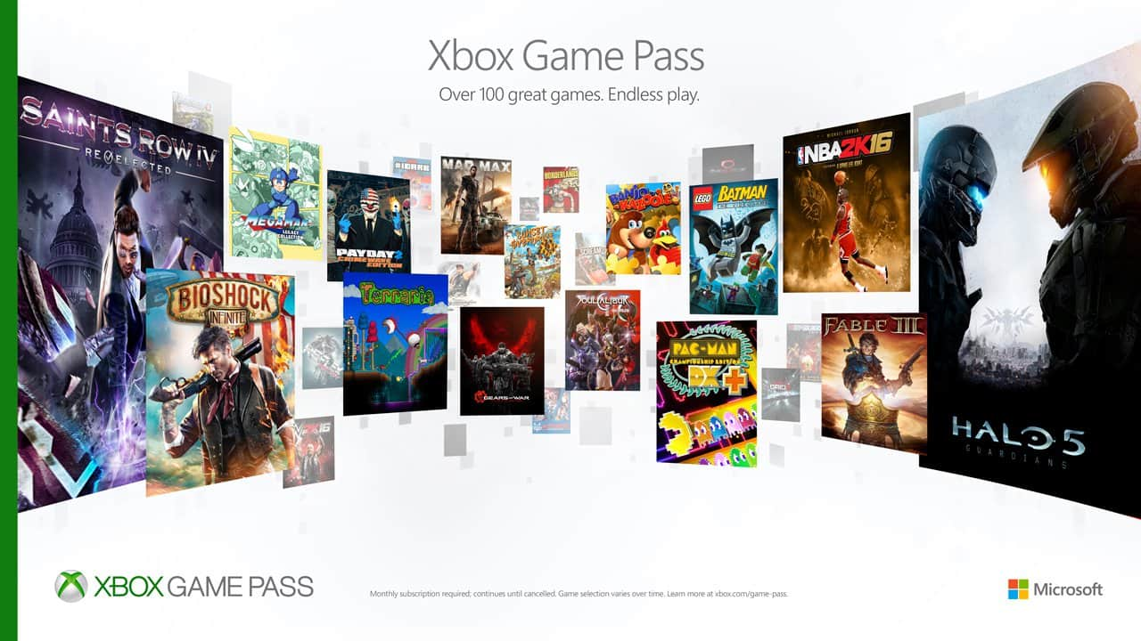 Xbox Game Pass 1 месяц Xbox One (SCAN) TRIAL