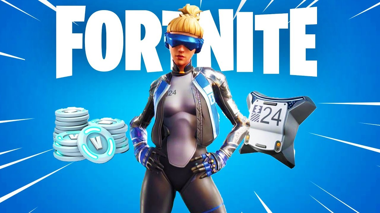 Fortnite Neo Versa skin + 500 V-Bucks ps4 EU/RU