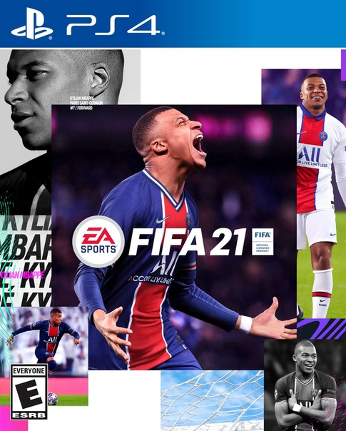 Add-on for the game FIFA 21 PS4 console only RU / EU