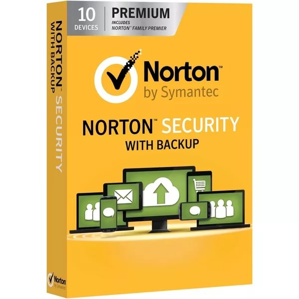 Norton Security Premium 3 months 10 PC