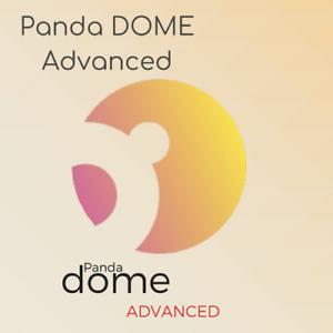 Panda Internet Security Dome Advanced 2019 1 Device 1 PC 12 Months PC MAC
