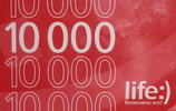 life:) (Belarus) - 10 000 rub. Express payment cards.