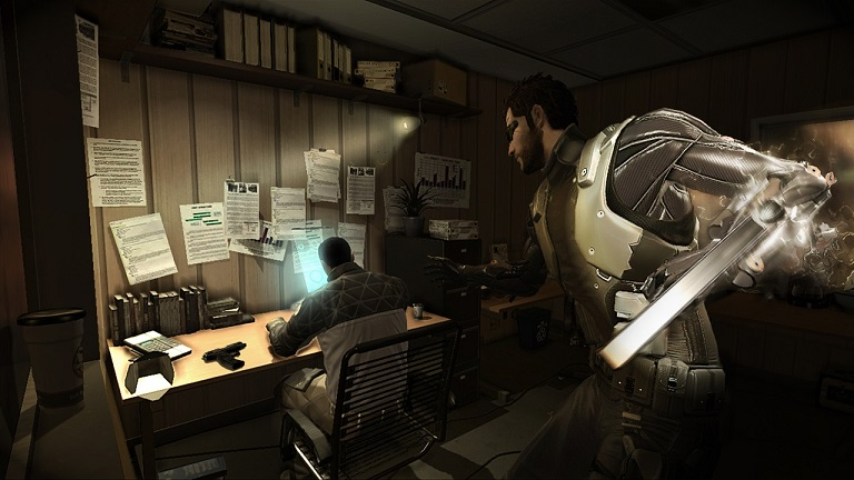 Deus Ex: Human Revolution Director´s Cut (Steam Gift)