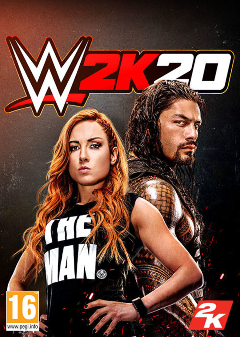 WWE 2K20 Steam Key Global Region Free