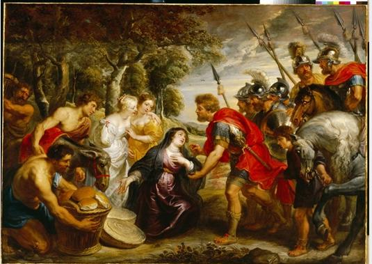 Peter Paul Rubens paintings with