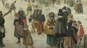 Little Ice Age. What he saw Avercamp