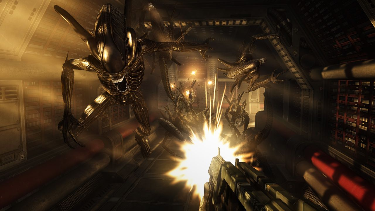 ALIENS VS PREDATOR RUSSIAN VERSION - PHOTOS - 1C - STEAM