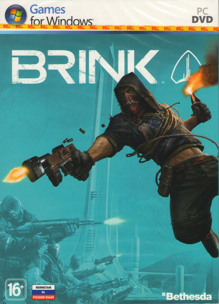 Brink (activation key in Steam)