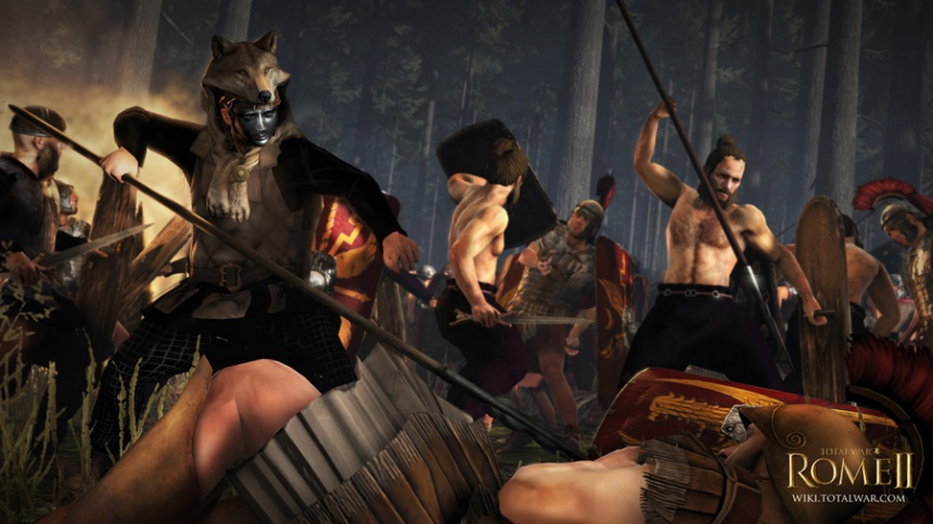 Total War: Rome II 2 (Steam)