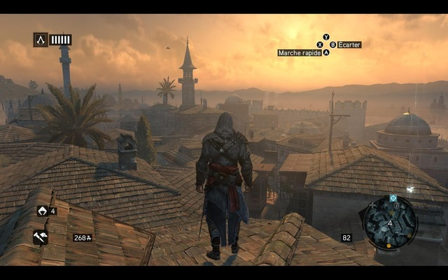 Assassins Creed: Revelations + 3 DLC