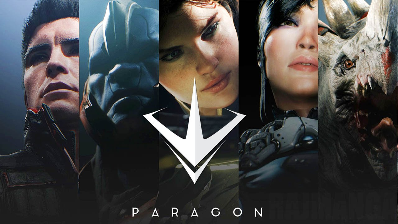 Paragon CBT PC/PS4