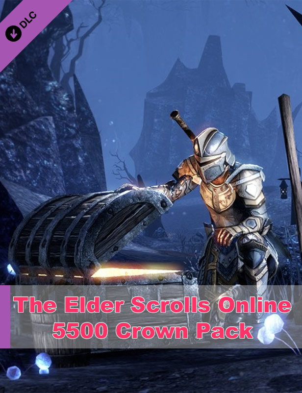 The Elder Scrolls Online - 5500 Crown Pack
