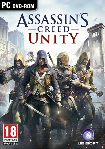 Assassin´s Creed: Unity  \ (Uplay)
