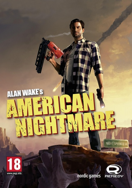 Alan Wake's American Nightmare (Steam) RU+CIS
