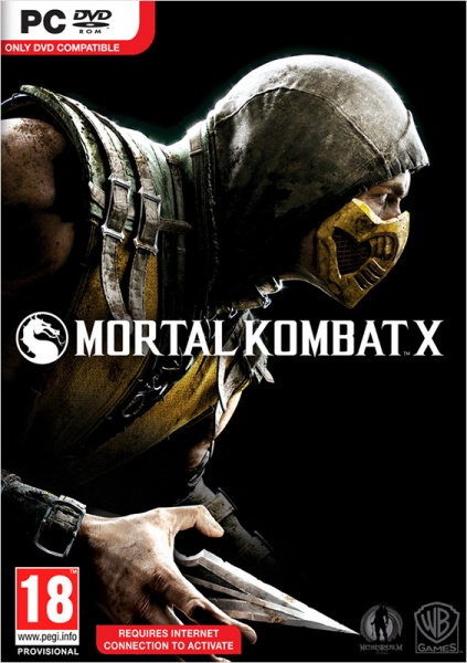 Mortal Kombat X.  (Steam)Region Free| Multi