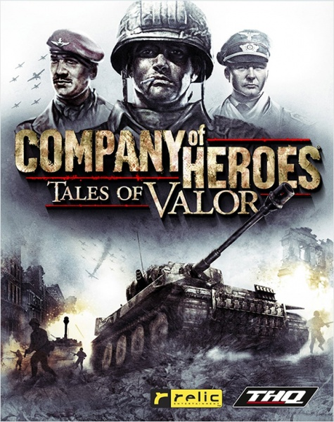 Company of Heroes: Tales of Valor  (Steam) RU+CIS