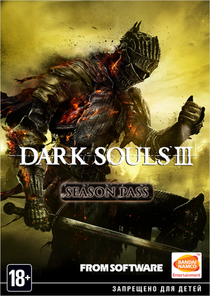 Dark Souls 3 III. Season Pass (Steam) RU+CIS