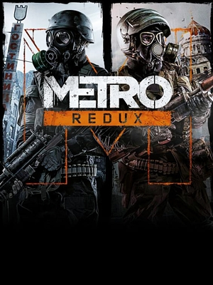 Metro 2033 Redux (Steam) RU+CIS