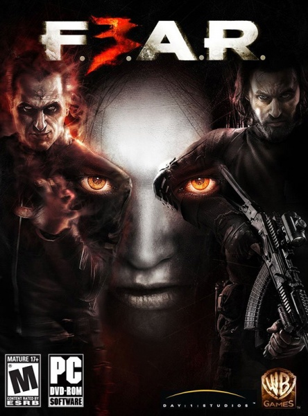 F.E.A.R. 3 (Steam)Region Free