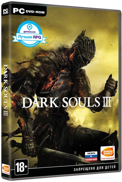 Dark Souls 3 III (Steam) RU+CIS