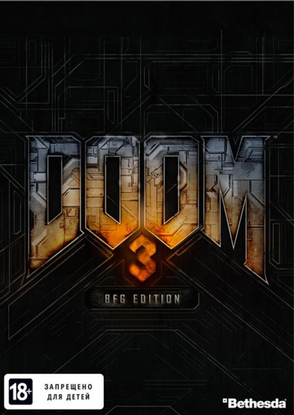 Doom 3. BFG Edition (Steam) Region Free