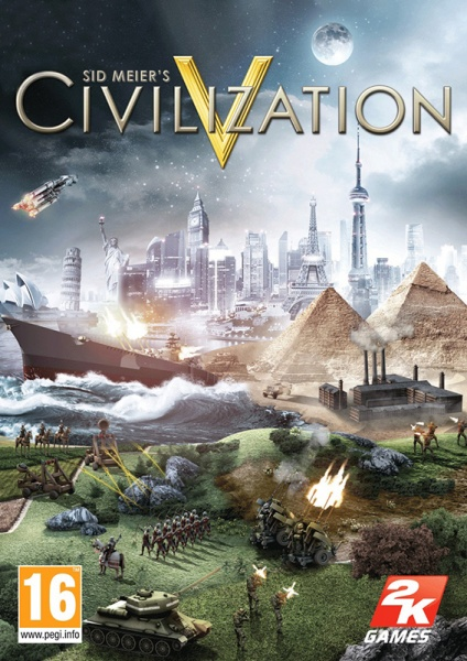 Sid Meier´s Civilization V (Steam)  RU+CIS