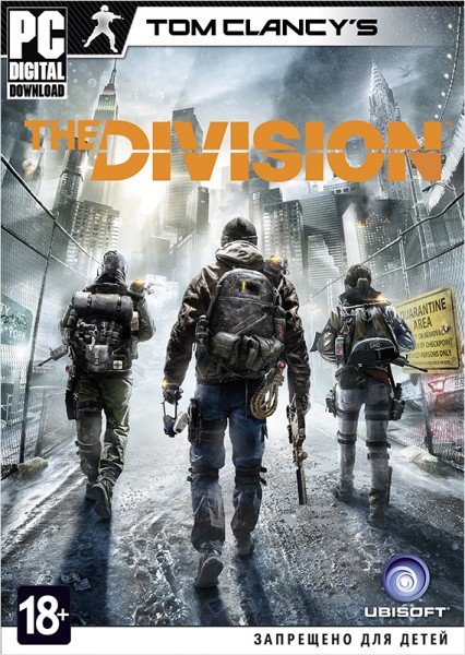 Tom Clancy´s The Division.Standard Edition (Uplay)