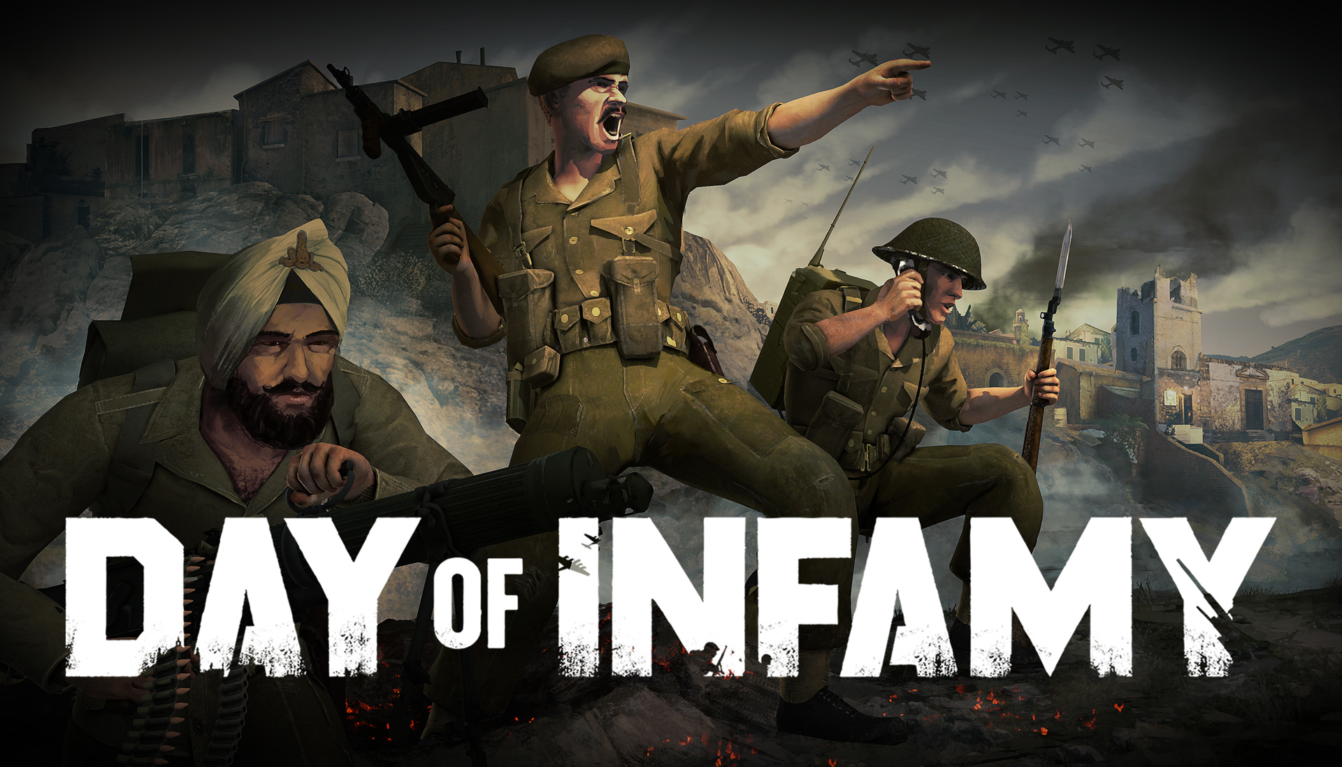 Day of Infamy  (Steam) RU+CIS