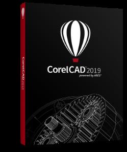 CorelCAD 2019 Official License 2019