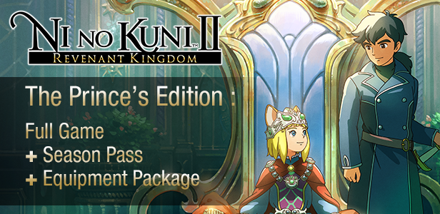 Ni no Kuni II: Revenant Kingdom |Steam Gift RU,KZ