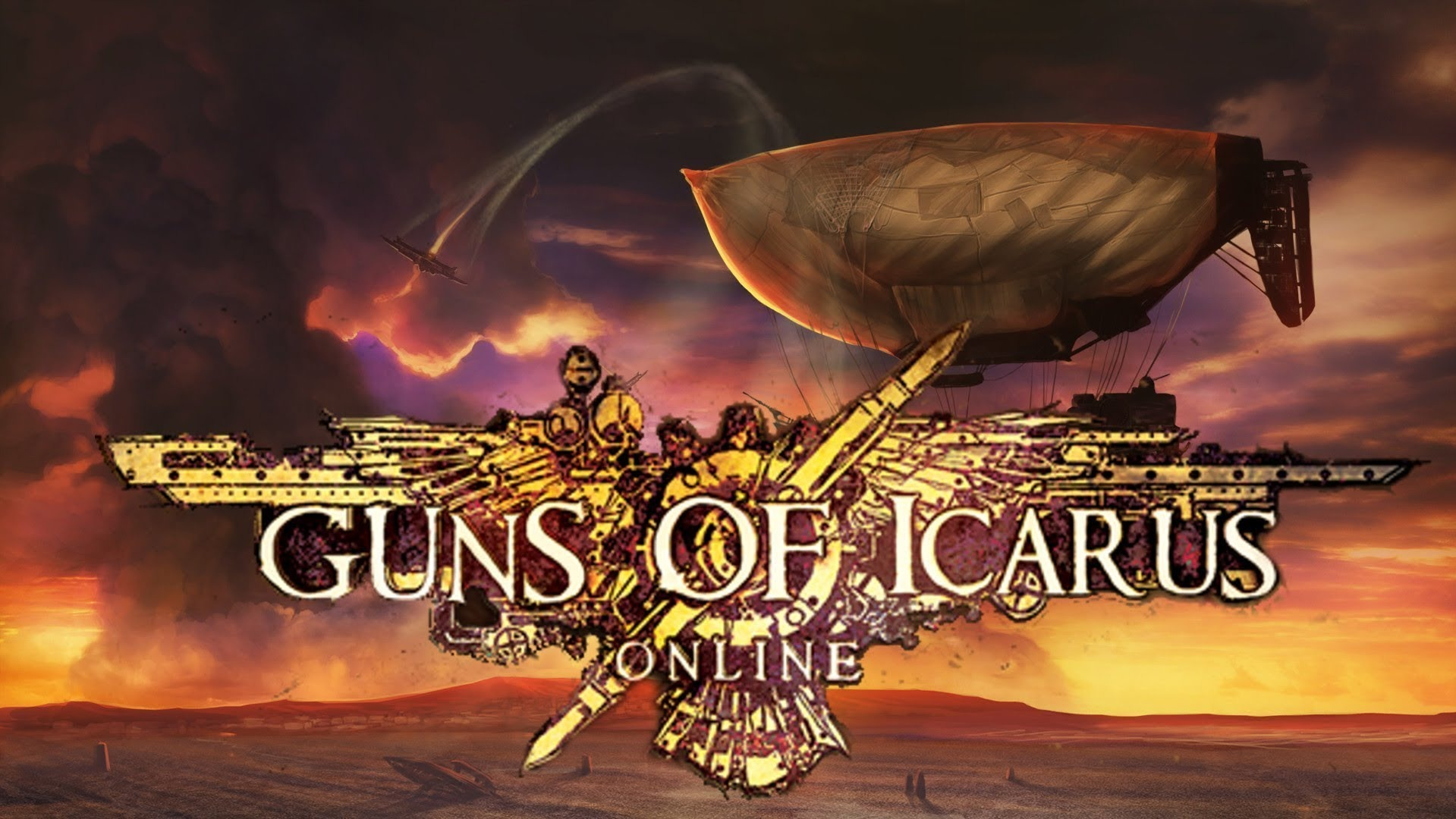 Guns of Icarus Online (Steam Key / Region Free)