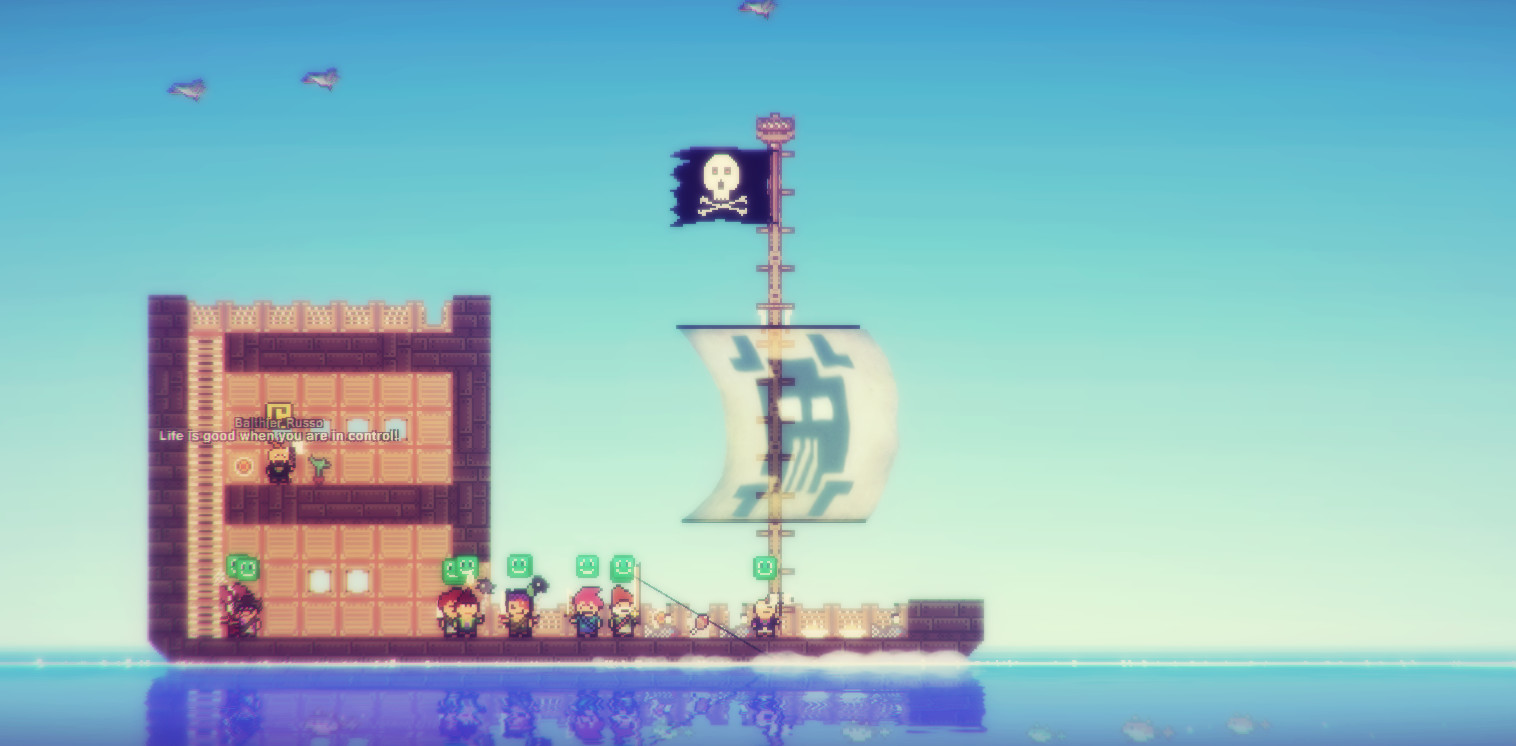 Pixel Piracy (Steam Key, GLOBAL)
