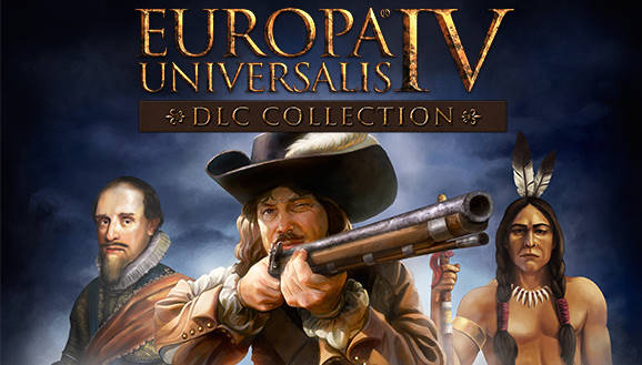 Europa Universalis IV DLC Collection (Steam, RU+CIS)