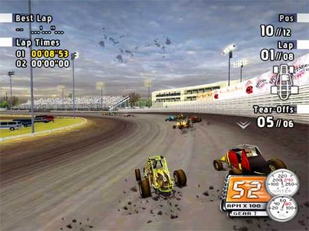 Sprint Cars: Road to Knoxville (Steam Key, Region Free)