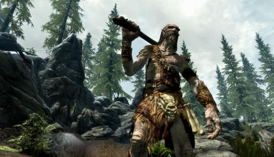 Elder Scrolls V: Skyrim Legendary (Steam Key, RU+CIS)