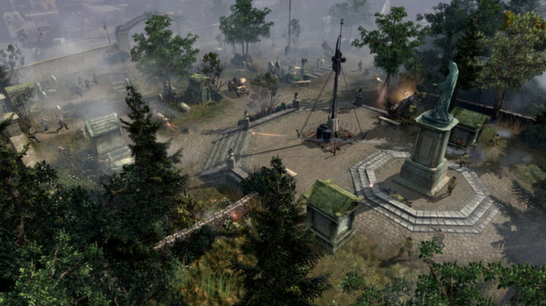 CoH 2 - The Western Front Armies: Oberkommando West ROW