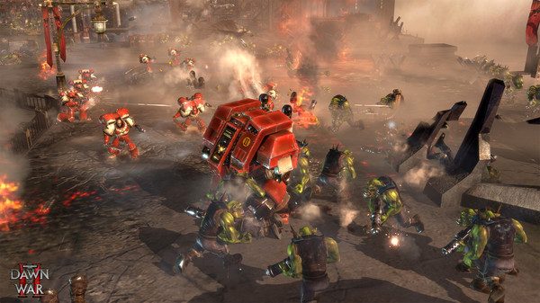 Warhammer 40,000: Dawn of War II (Steam Key,Reg. Free)