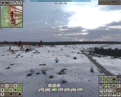 Graviteam Tactics: Operation Star (Steam Key, RU+CIS)