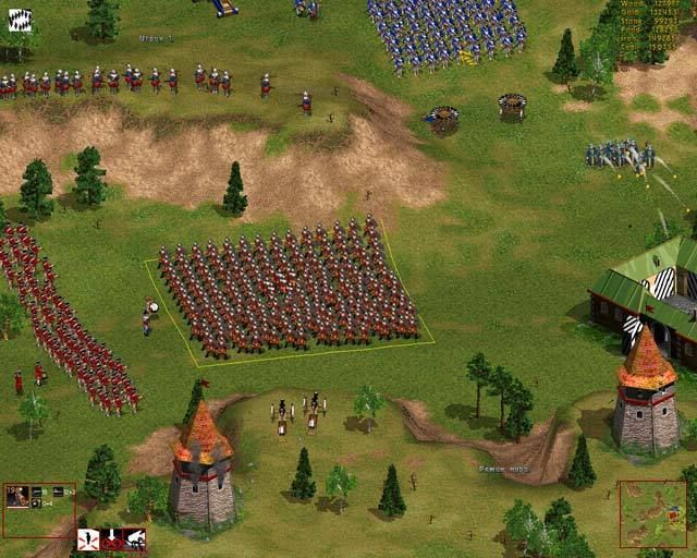 Cossacks: European Wars (Steam Key, Region Free)