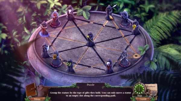 Enigmatis: The Mists of Ravenwood (Steam Key,Reg.Free)