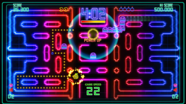 PAC-MAN Championship Edition DX+All You Can Eat Edition