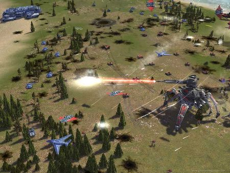 Supreme Commander Gold Edition (Steam Key, Region Free)