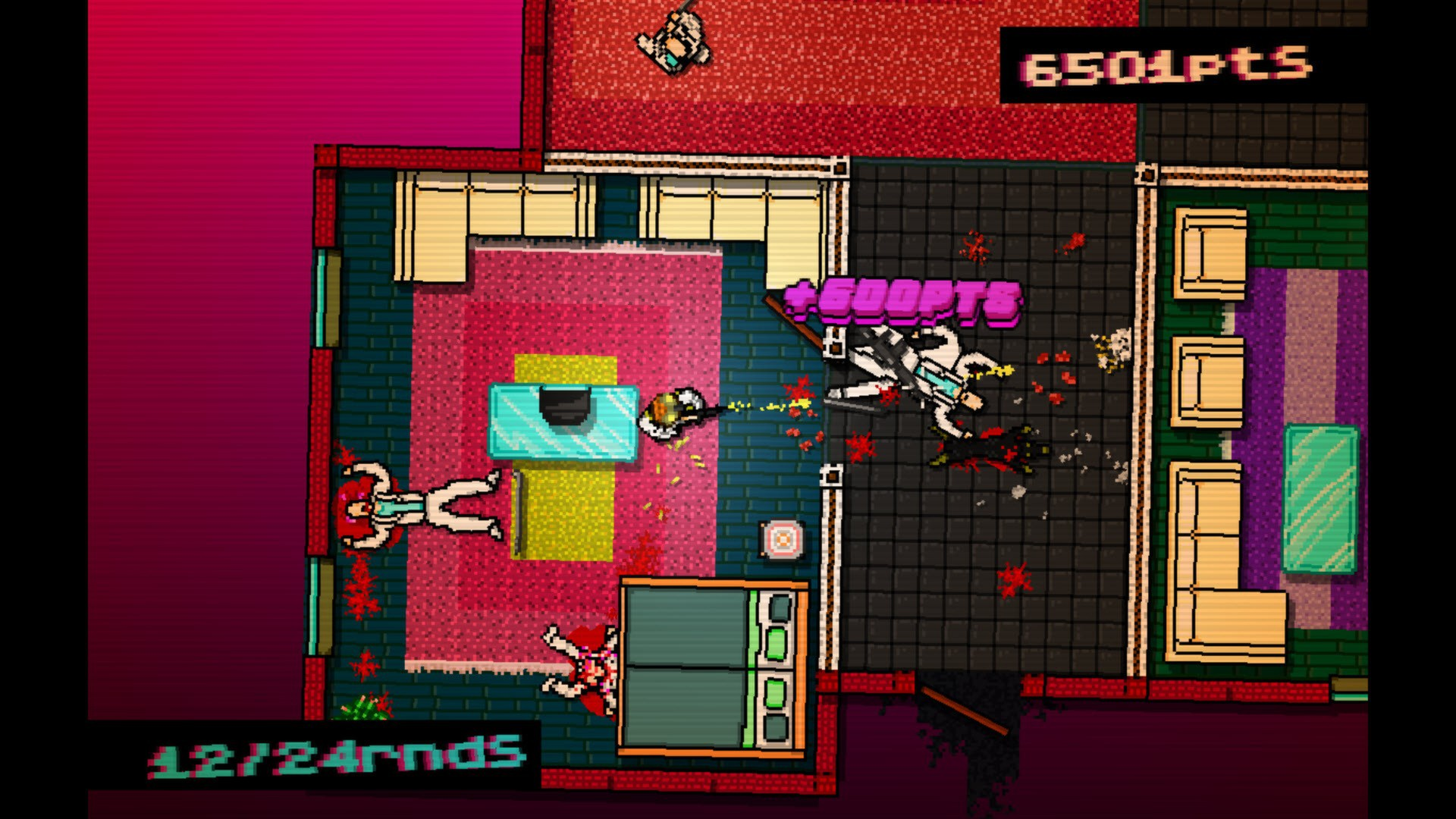 Hotline Miami (Steam, RU+CIS)