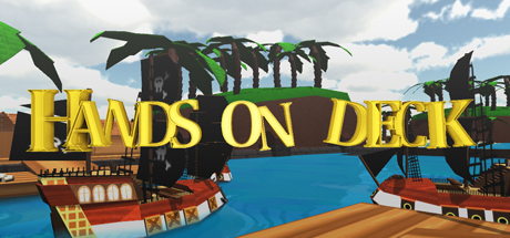 Hands on Deck (Steam Key, Region Free)