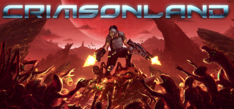 Crimsonland (Steam Key, Region Free)