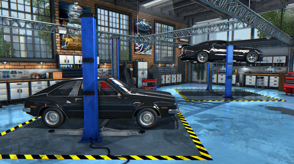 Car Mechanic Simulator 2015 (Steam Key GLOBAL)